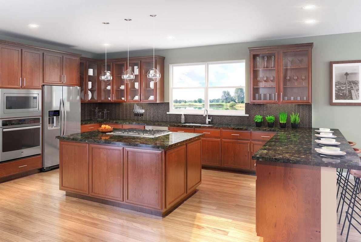 Kitchen design michigan kitchen home photo gallery detroit - Michigan kitchen cabinets novi mi ...