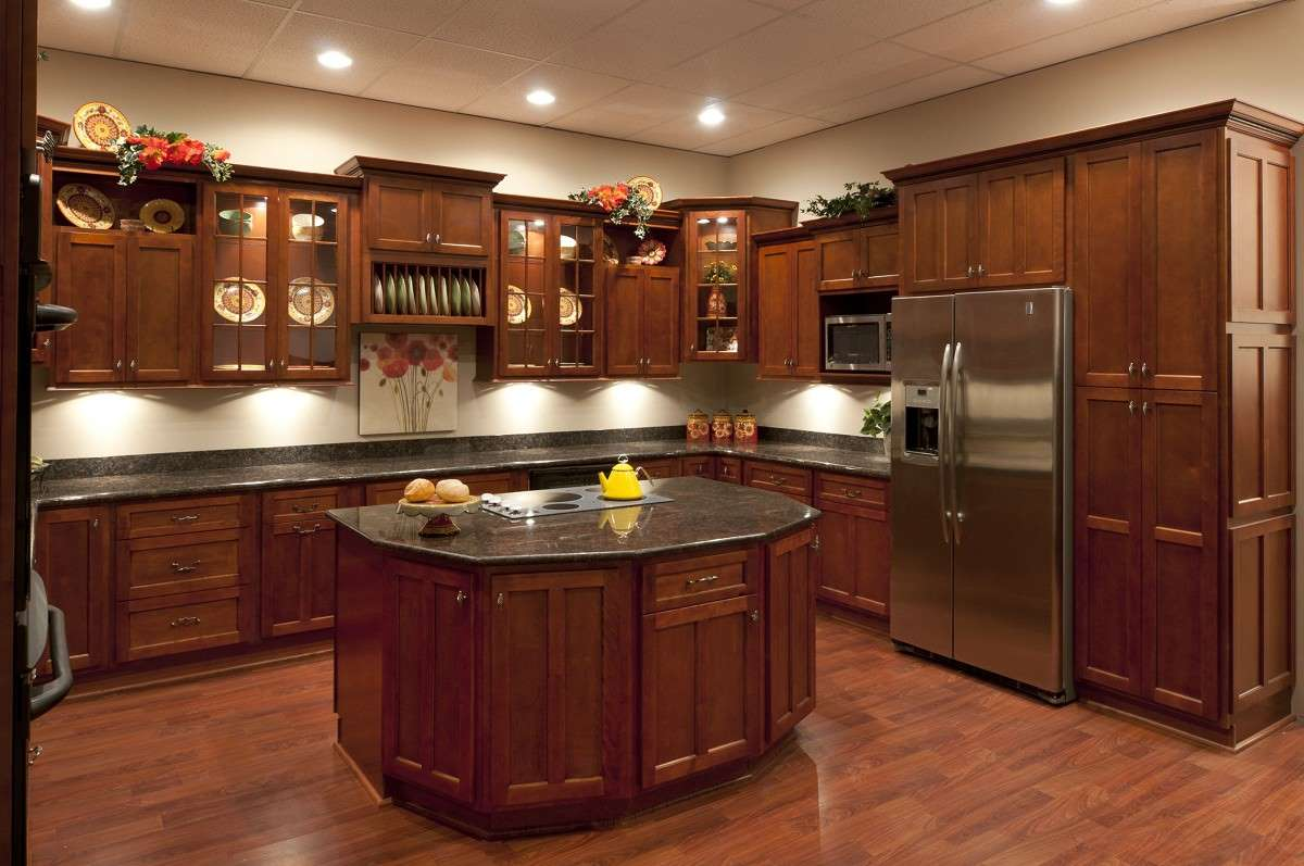 shaker cherry kitchen cabinets detroit mi cabinets maher