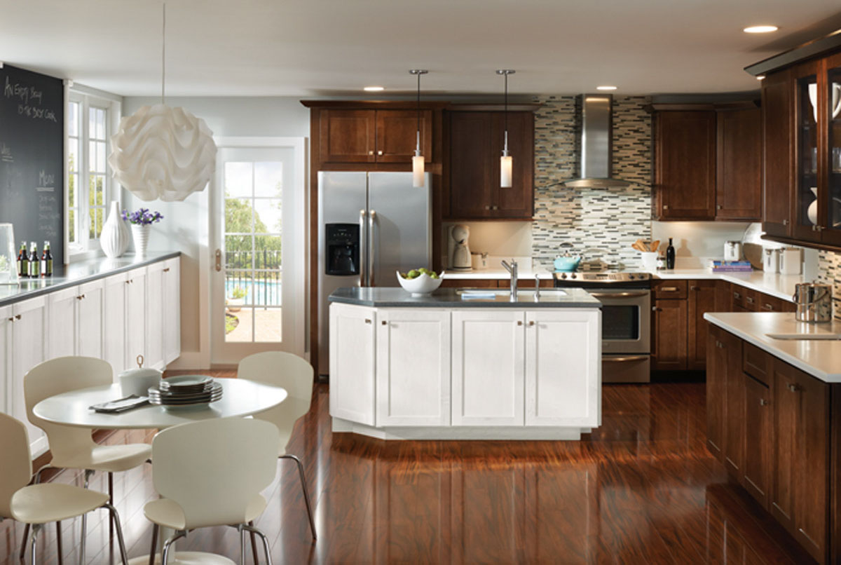 Ardmore Alder Kitchen Cabinets Detroit, - MI Cabinets